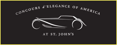 Concours d'Elegance at St. Johns