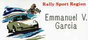 Rally Sport Goodie Store Name Tag